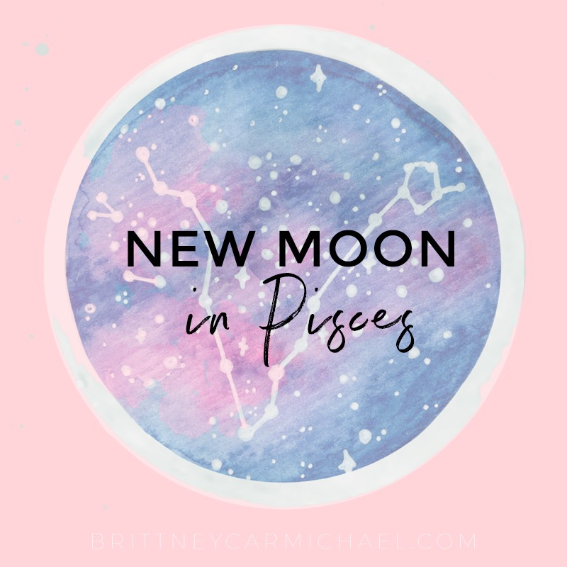when is the moon in pisces
